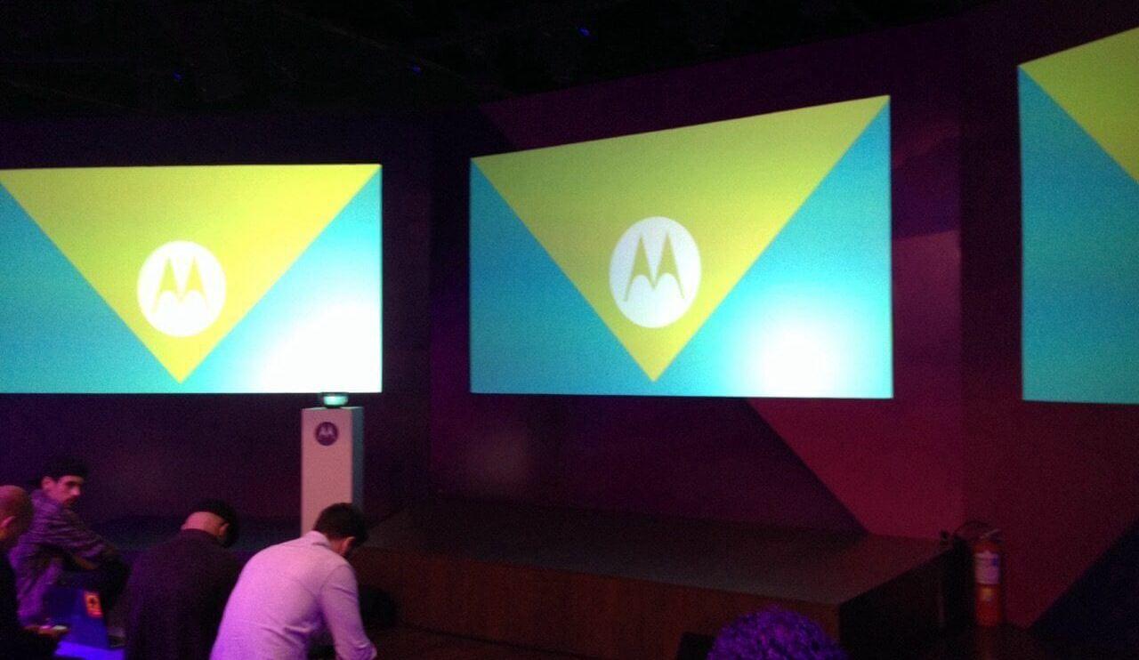 Ao vivo! Acompanhe o lançamento do novo Moto G (3ª geração) 6