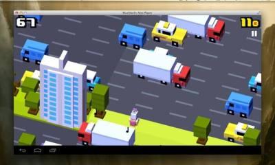 crossy road on mac with bluestacks - Apps do Android chegam no Mac com Bluestacks App Player