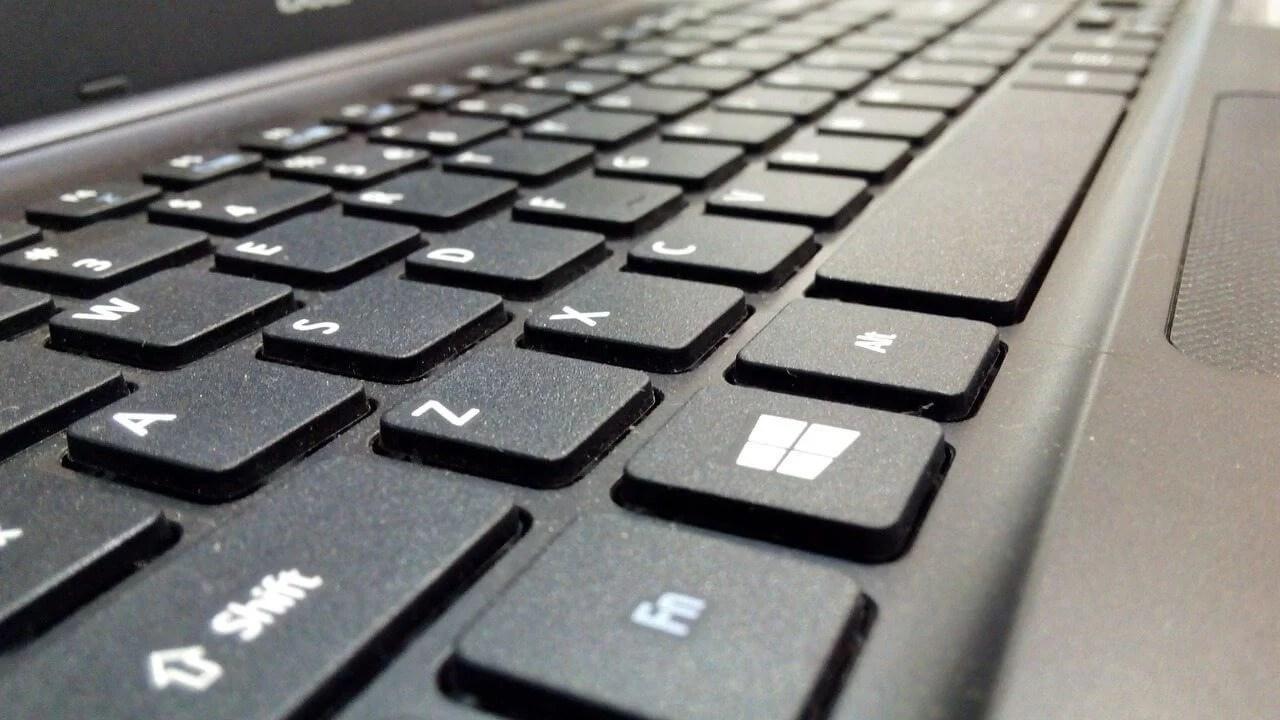 tecla windows - Os novos atalhos de teclado do Windows 10