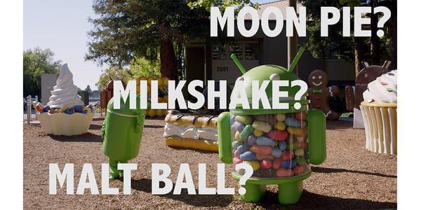 Android M é anunciado oficialmente, e seu nome é... Marshmallow 4