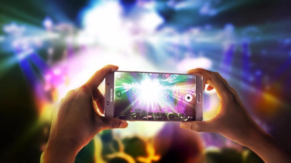 Conheça o Galaxy Note5 8