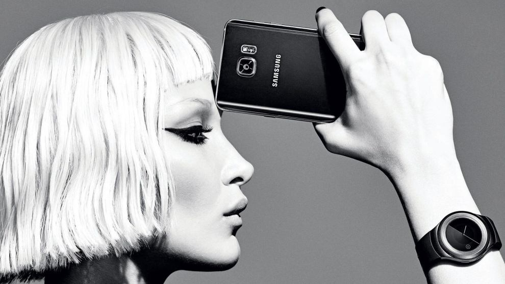 Samsung revela teaser completo do smartwatch Gear S2 5