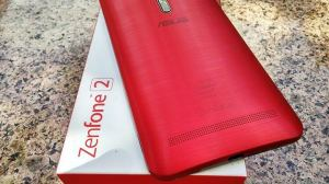 zenfone 2 layout traseiro - Review: Zenfone 2 impressiona mesmo!