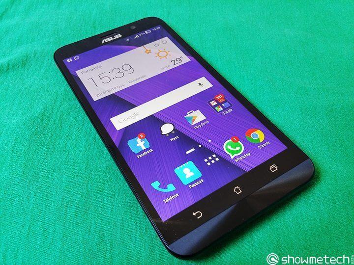 Zenfone 2 tela