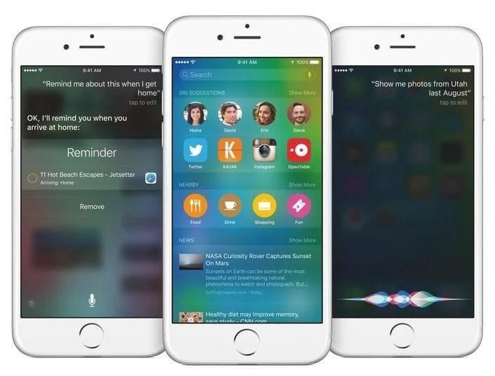 aipj - Função importante para iPhones de 16GB não chega no iOS 9