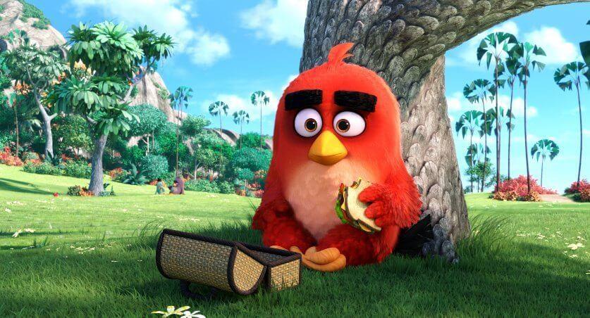 Confira o teaser de Angry Birds o filme! 8