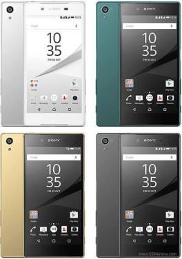 Sony z5 3