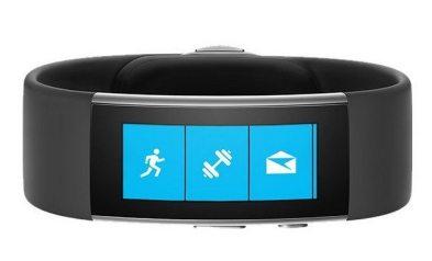 band 2 - Veja o HoloLens, Xbox com Windows 10, MS Band e outras incríveis novidades da Microsoft