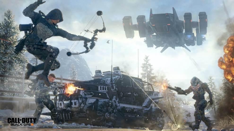 Call of Duty: Black Ops III não terá modo campanha para Xbox 360 e Ps3 8