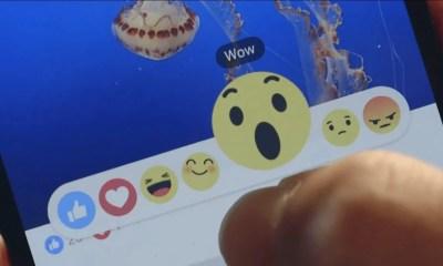 facebook-emocoes