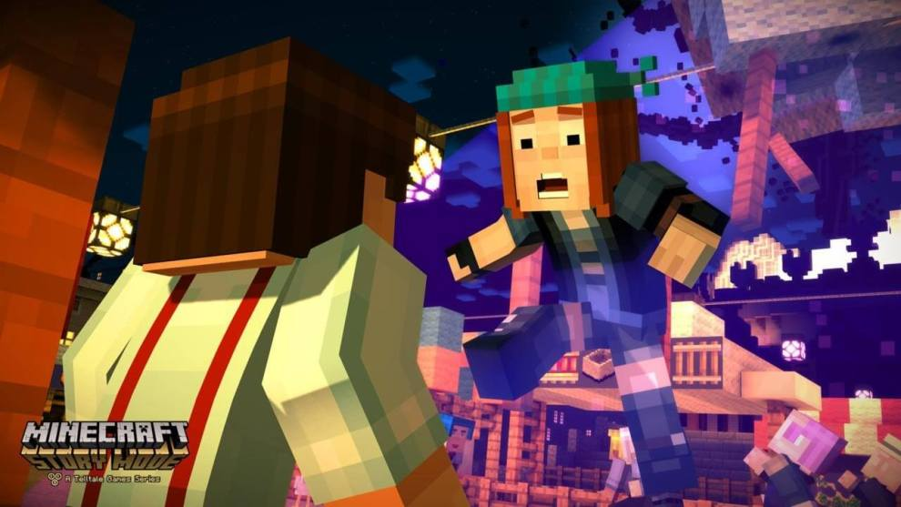 minecraft modo historia episodio 1 - Confira o Trailer de Minecraft - A Ordem da Pedra