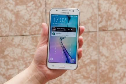 galaxy j5 13 - Review: Samsung Galaxy J5