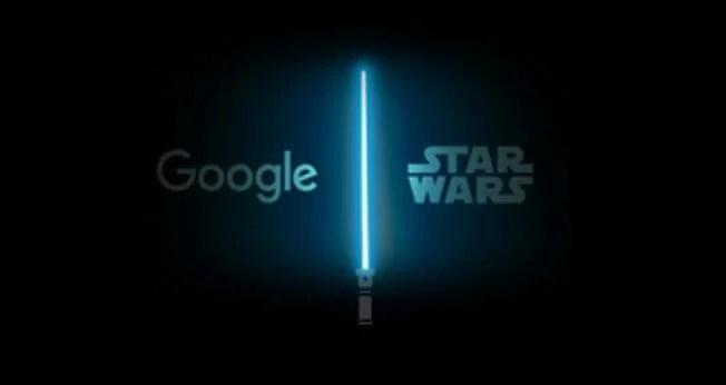 google star wars 2 - Google entra no clima de Star Wars: escolha o seu lado da Força