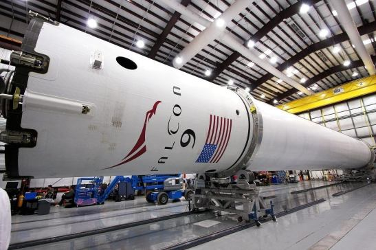 Falcon 9 da SpaceX