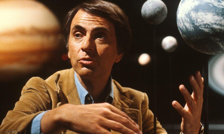 smt carlsagan p1 - Há 81 anos nascia Carl Sagan, homem que divulgou a ciência disfarçada de entretenimento