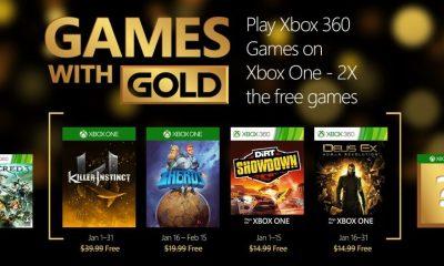 january games with gold 940x528 - Games with Gold: jogos grátis para janeiro de 2016