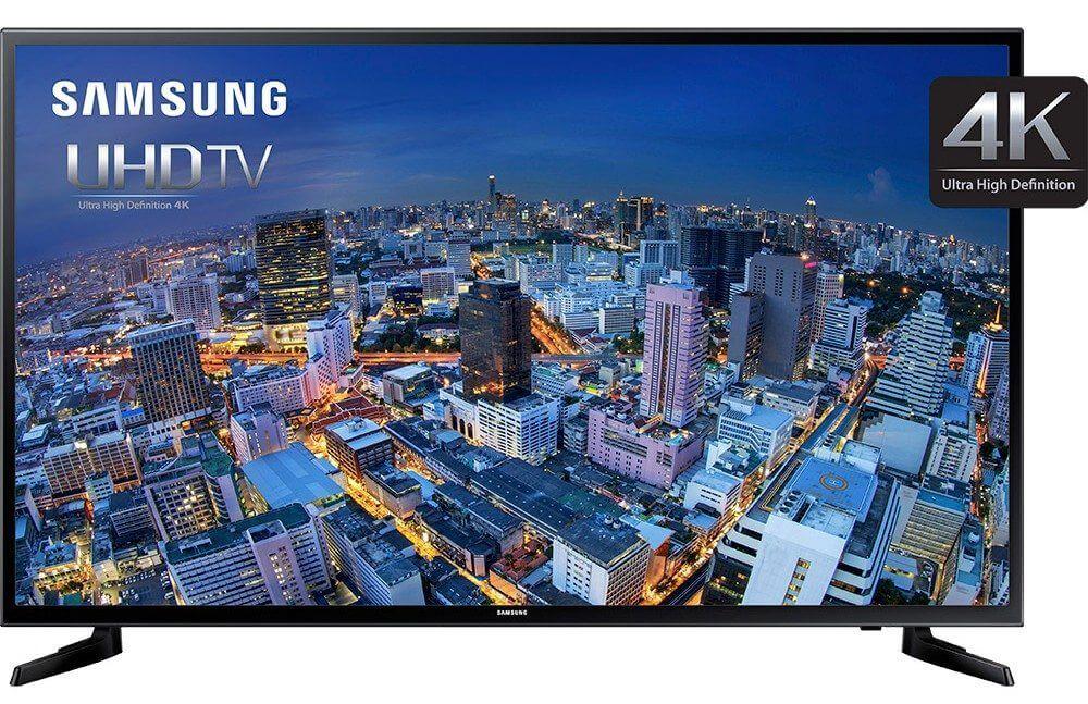smart tv led 48 4k ultra hd un48ju6000gxzd samsung 56421c1a779e0f1d7f000035 original e1450468201141 - Samsung dá desconto em eletrodomésticos na compra de TV 4K