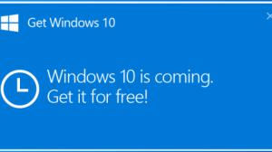Tutorial: Removendo o ícone de atualização do Windows 10 8