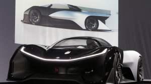 CES 2016: Faraday Future lança carro elétrico parecido com Batmóvel 9