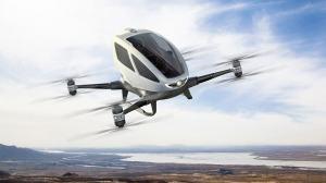 smt drones capa - eHANG lança drone capaz de carregar um ser humano e voar a até 100 Km/h