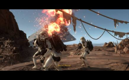 starwarsbattlefront cena gameplayer 1 - Game Review: Star Wars Battlefront
