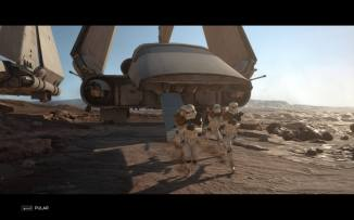 starwarsbattlefront cena - Game Review: Star Wars Battlefront