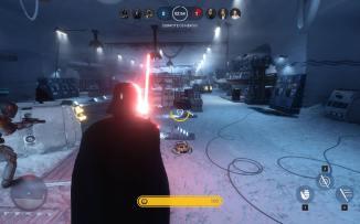 Starwarsbattlefront modos multiplayer herois viloes game 3