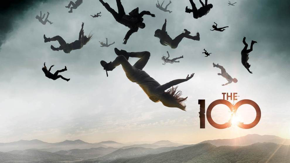 the 100 - The 100: resenha do livro