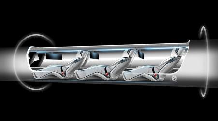 smt hyperloop p6 - Equipe do MIT irá projetar o primeiro protótipo do Hyperloop