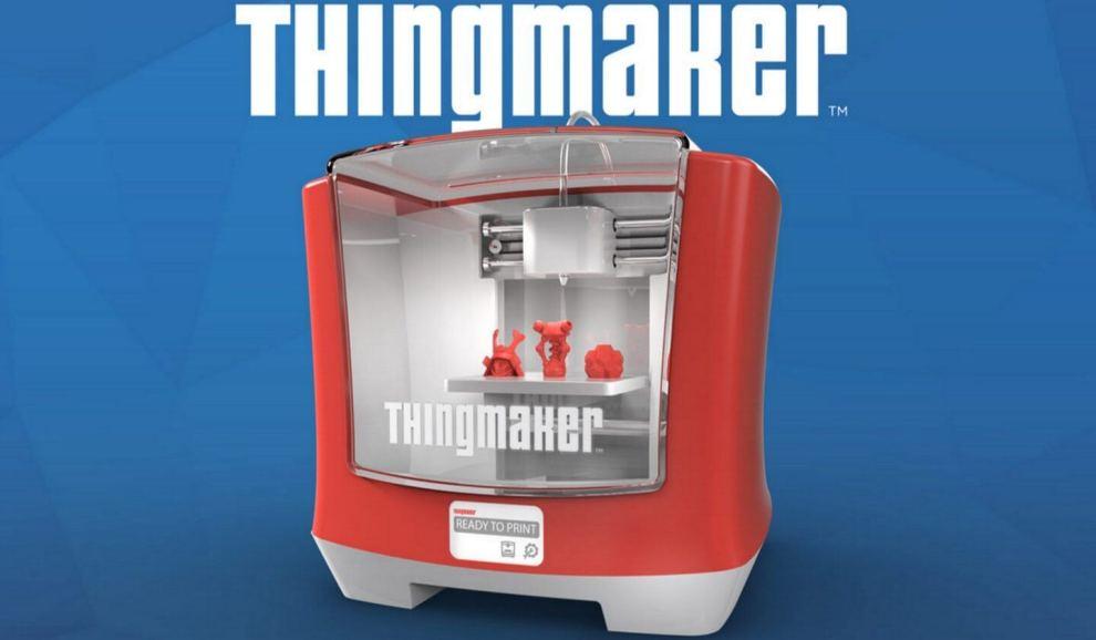 smt mattel capa - Mattel quer tornar impressoras 3D em diversão pra família