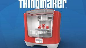 Mattel quer tornar impressoras 3D em diversão pra família 8