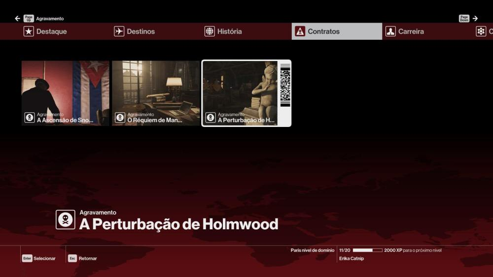 agravamentos hitman 2016 - Game Review: Hitman - Episódio 1: Paris