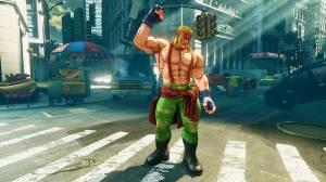 Street Fighter V: atualização traz Alex como novo personagem 4