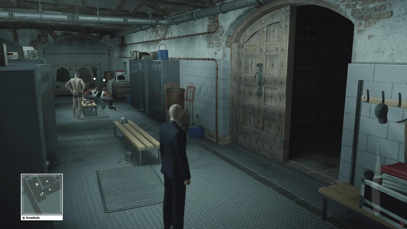 Game Review: Hitman - Episódio 1: Paris 11