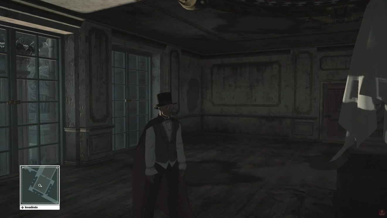 hitman traje mgico vampiro vampire magician disguise - Tutorial: Veja como conseguir o traje Mágico Vampiro em Hitman