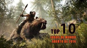 """Os 10 jogos de """"mundo aberto"""" mais esperados para 2016 10"""