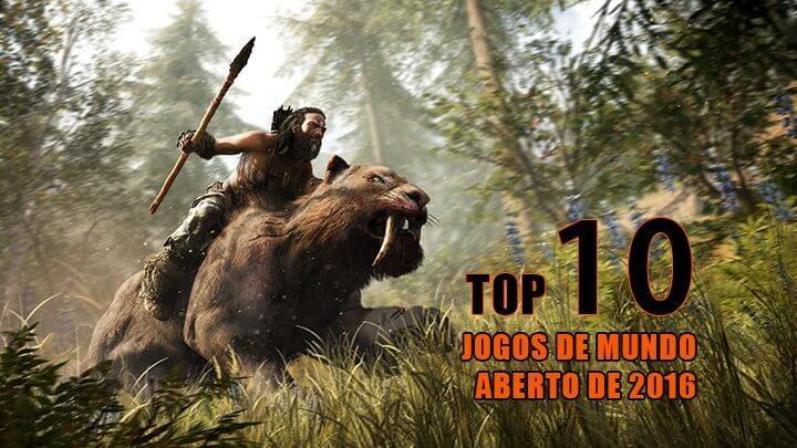 """Os 10 jogos de """"mundo aberto"""" mais esperados para 2016 6"""