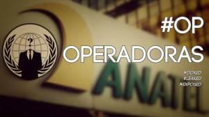 Que os jogos comecem: Anonymous hackeia o banco de dados da Anatel 11