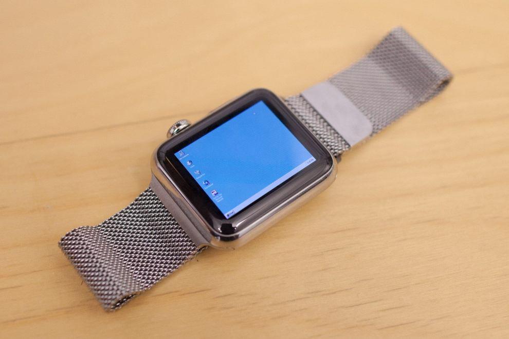 Veja o Windows 95 rodando em um Apple Watch 4
