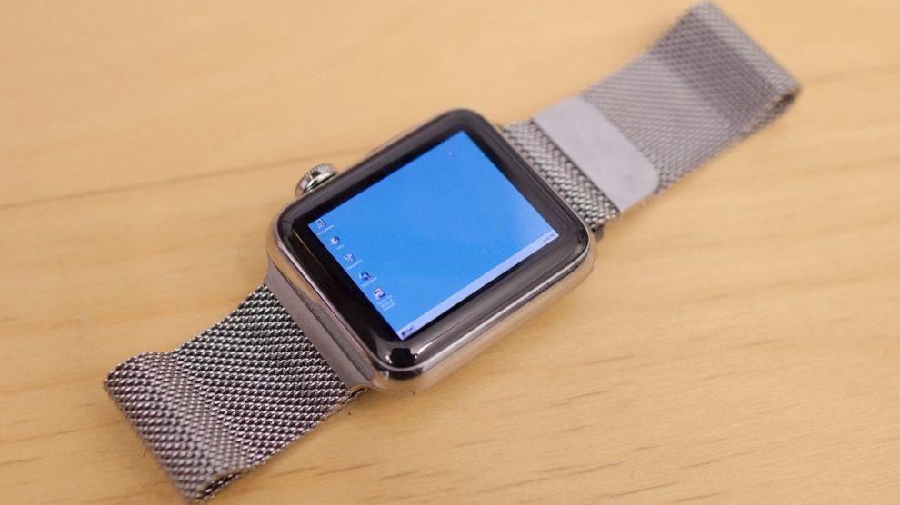 Veja o Windows 95 rodando em um Apple Watch 8