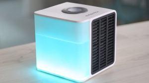 Ar condicionado portátil e econômico 13