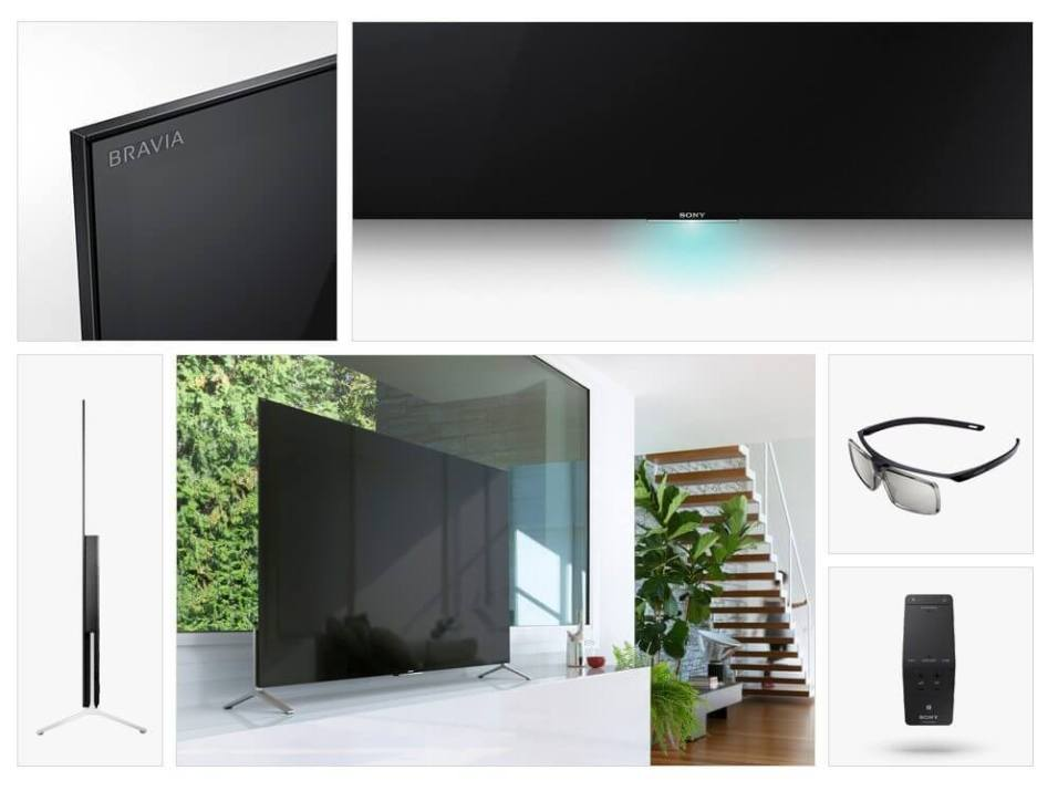 "bloco3 v2 5 - Review: Sony Android TV 65"" LED 4K Ultra Slim (XBR-65X905C)"