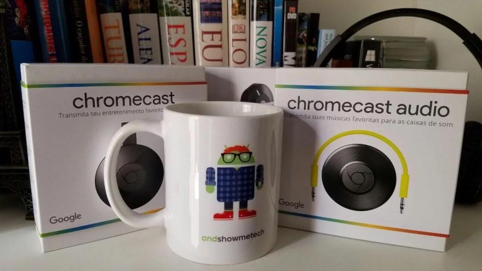 Google traz a nova geração do Chromecast para o Brasil 3