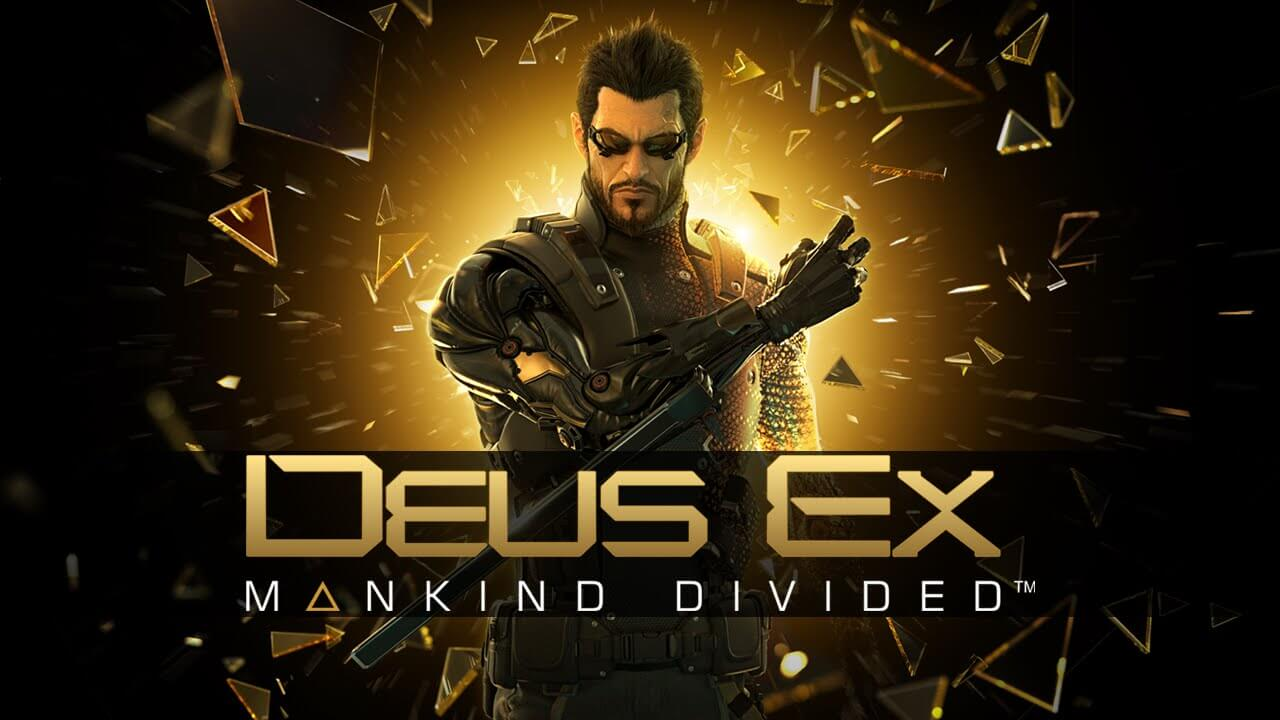 deux ex making divided 30 fps - Deus Ex: Mankind Divided ganha trailer com detalhes da história