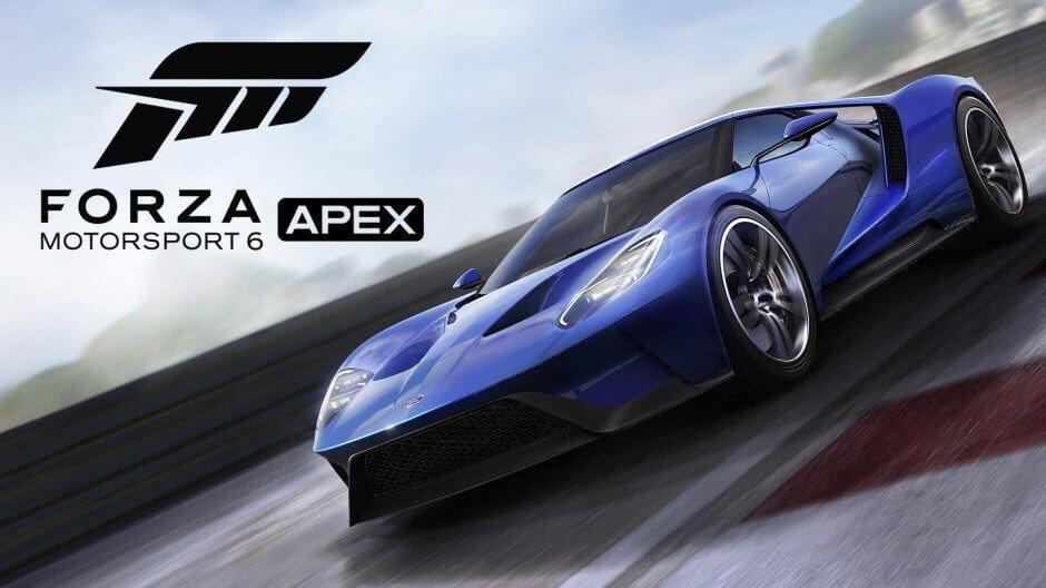 Beta do game Forza Motorsport 6: Apex para PC chega na próxima semana 4