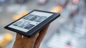 Amazon lança o Kindle Oasis com novo design mais ergonômico 15