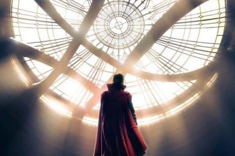 """poster doutor estranho - Marvel libera primeiro trailer oficial de """"Doutor Estranho""""; assista"""