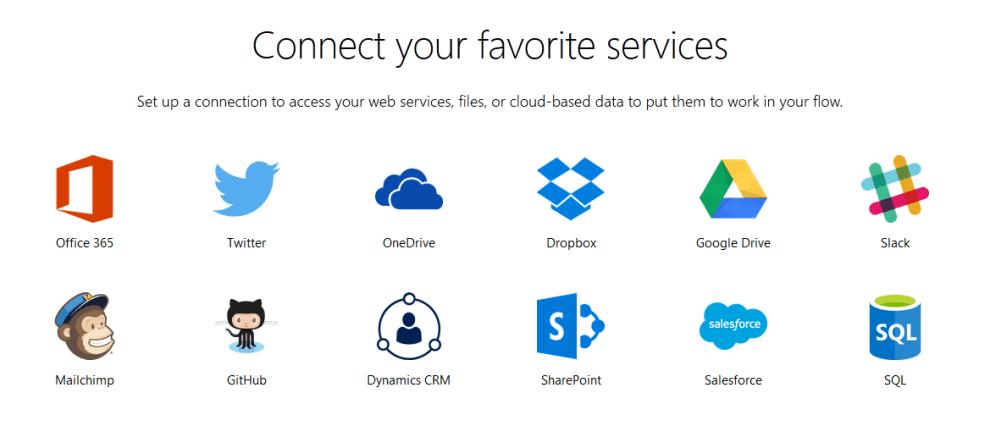 services - Microsoft lança Flow, clone do IFTTT