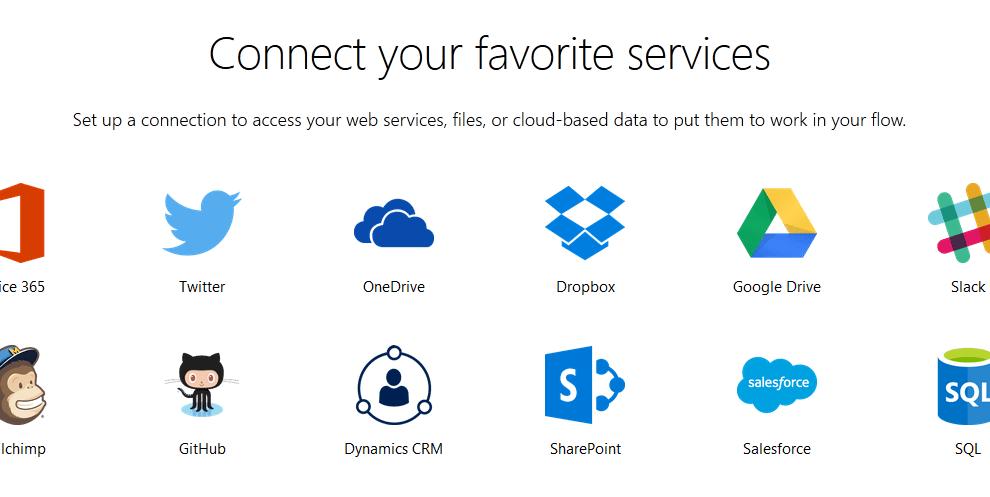 Microsoft lança Flow, clone do IFTTT 6