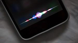 Siri iPhone